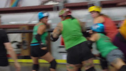 Home Game - Roller derby (E04) (2020)