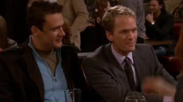 How I Met Your Mother - No tak! (S01E22)(CZ)