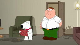 Family Guy - Dead Dog Walking (S17E02)(CZ)