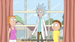 Rick and Morty - A Rickle in Time (S02E01)