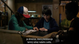 Stranger Things S01E05 - Chapter Five: The Flea and the Acrobat (2016)